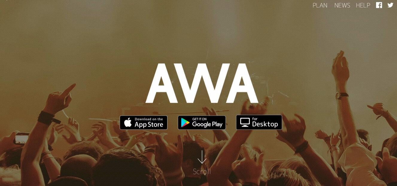 AWAアプリ